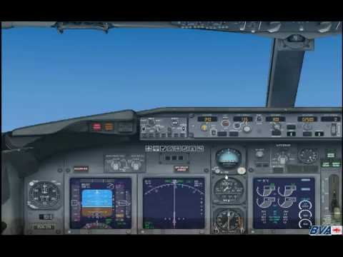 3. ILS Approach Tutorial - Part 3: Short Final and Landing