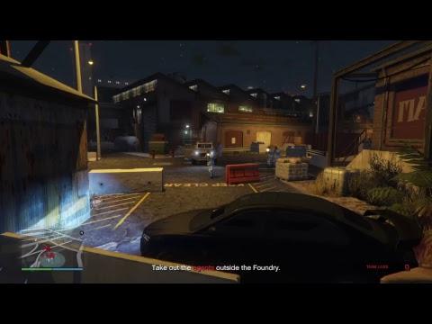 GTA Online Doomsday Heist pt.3
