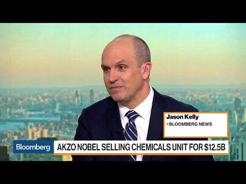 Akzo Nobel Sells Chemicals Unit to Carlyle