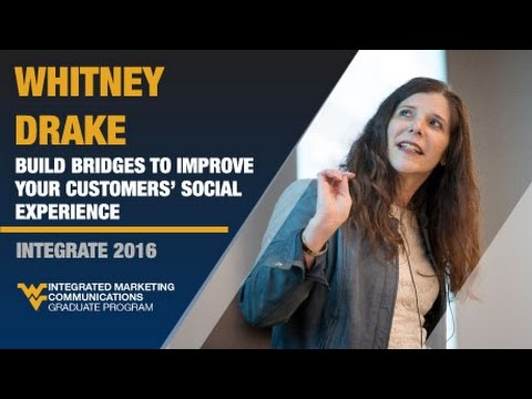 Whitney Drake from General Motors: INTEGRATE 2016