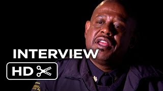 Out Of The Furnace Interview - Forest Whitaker (2013) - Christian Bale Thriller HD