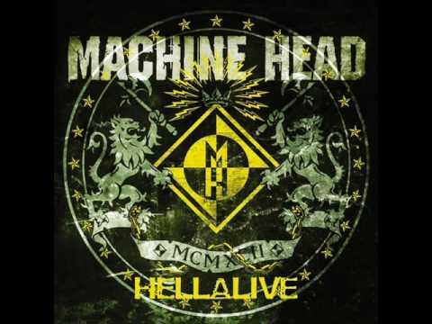Machine Head - Davidian - Hellalive