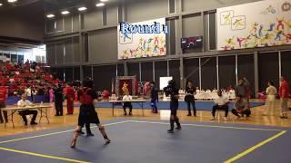 Light Contact Sanda - 2017 International Wushu Sports Festival & National Championship