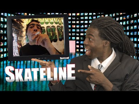SKATELINE - Milton Martinez, Tom Penny, Skate Scooter Dance, Manual Reversal & more