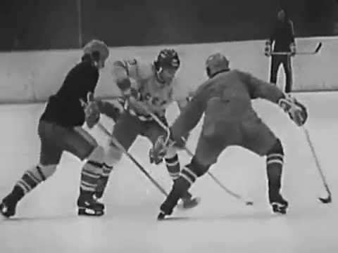Хоккей На пути к мастерству