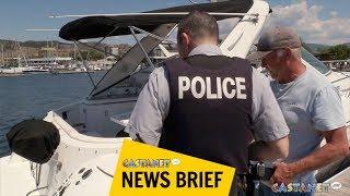 Yacht stolen from Marina