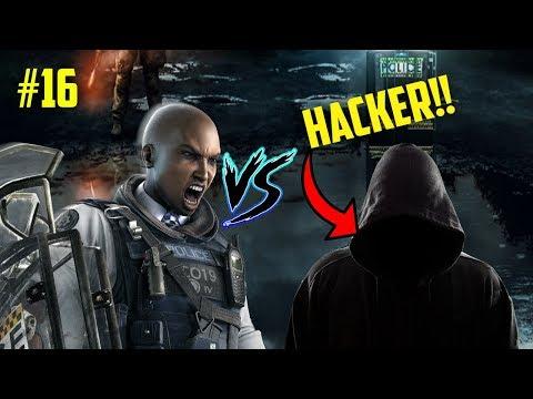 CLASH VS HACKER!?! | Rainbow Six: Siege  Twitch Clips #16