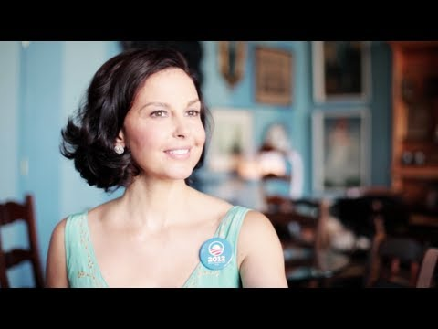 Ashley Judd: Why I Support President Obama - OFA North Carolina