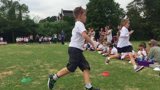 Patrick's sports day yr1 July 2018