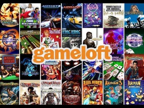 Pack Juegos Gamloft Para Android Armv6-7