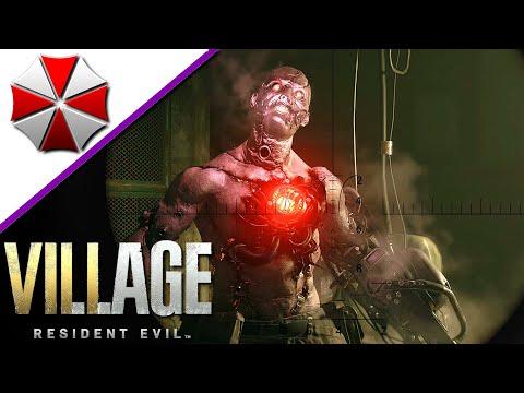 Resident Evil 8 Village 33 - Mecha Zombies - Let's Play Deutsch