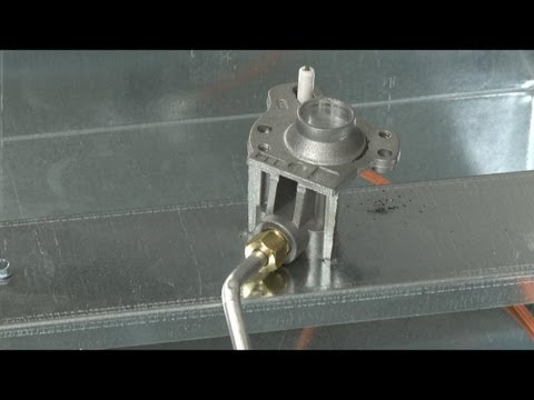 Orifice Holder - Maytag Gas Stove Top