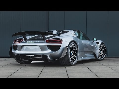 porsche 918 spyder review weissach package youtube. Black Bedroom Furniture Sets. Home Design Ideas