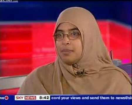 Dr Nazreen Nawaz (Hizb ut-Tahrir) on the UK veil controversy