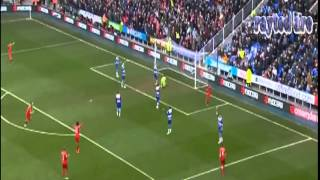 Alex McCarthy (Reading) vs Liverpool