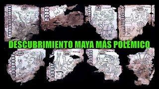 EL DESCUBRIMIENTO MAYA MÁS POLÉMICO DE LA HISTORIA | TOPVIDEO MAKER