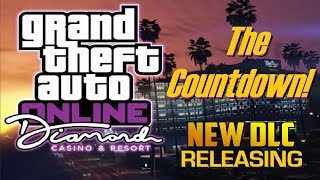 GTA Online [PS4 LIVE] Countdown to New Casino DLC!