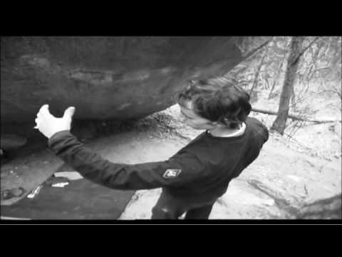 Dreamtime, 8c - second ascent by Bernd Zangerl, 2001