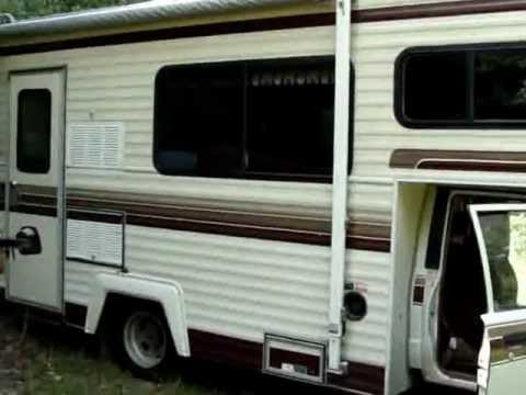 1986 toyota RV for sale $6,500.00 - YouTube