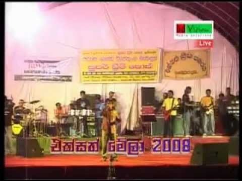 Asanka Priyamantha Peries New Song Roda Hathare Maligawa .flv video