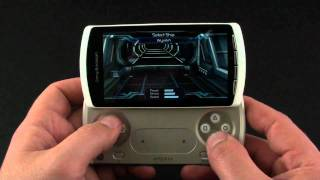 Sony Ericsson Xperia PLAY preloaded games test