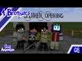 4 Brothers Opening - Minecraft Animation Indonesia #2
