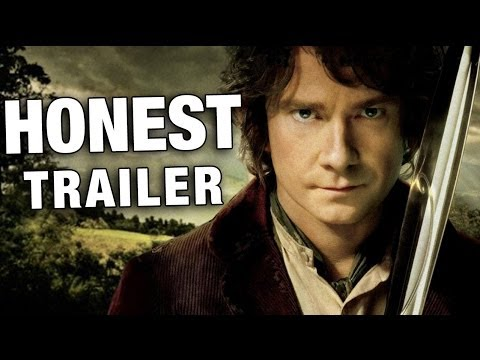 The Hobbit: An Unexpected Journey - Honest Trailers