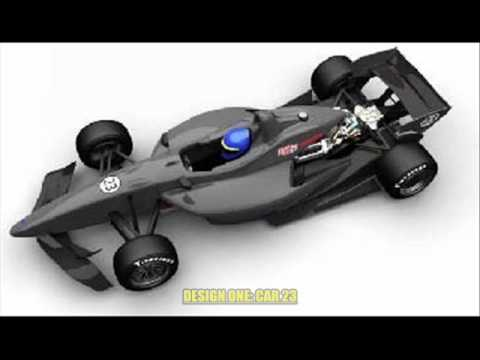 2012 IndyCar Swift Entries