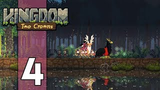 MYSTERY OF THE FLYING THING SOLVED, MEET GRYPHON - Kingdom Two Crowns Gameplay: Part 4