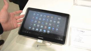 Samsung lancia il Galaxy Tab 2 10.1 al MWC 2012