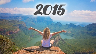 MY MOST EPIC YEAR OF TRAVEL MONTAGE