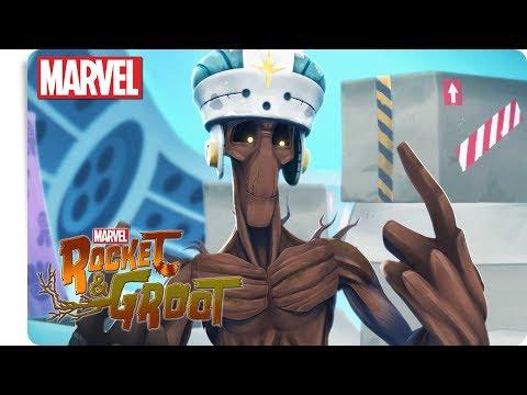 Rocket & Groot - Am Ziel   Marvel HQ Deutschland