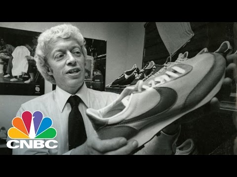 From Struggling Shoe Salesman To Founding Nike | CNBC