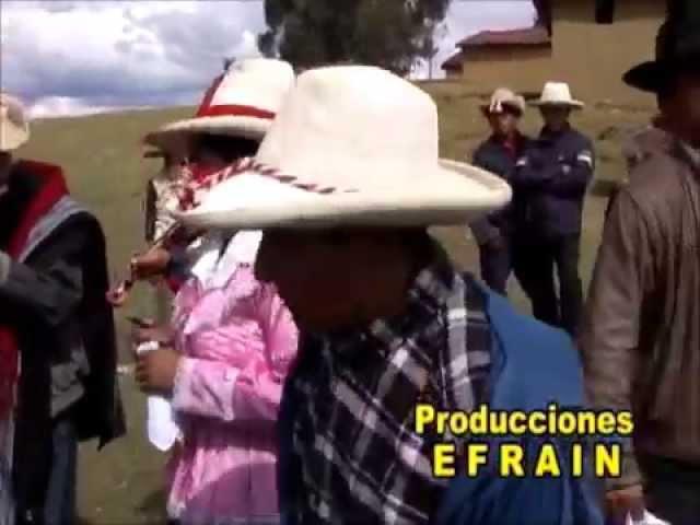 FIESTA: SANTA CRUZ DE CONOPA 2010