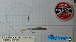 Surfcasting Teaser Lure Rigging - Fisherman Magazine Series