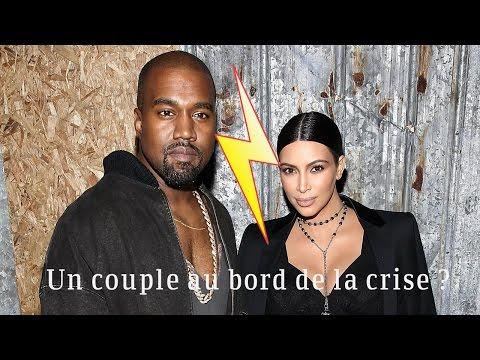 Découvrez pourquoi Kim Kardashian ne supporte plus Kanye West !