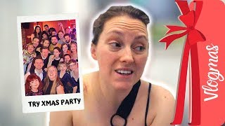 Why I didn't go the @The TRY Channel Christmas Party | Vlogmas 2019