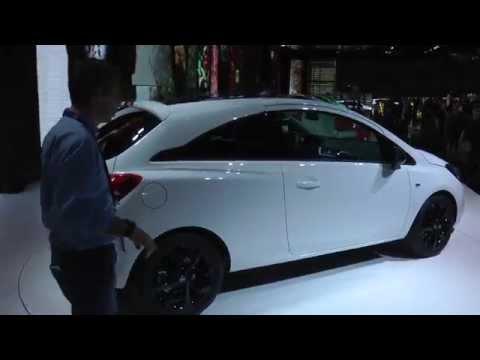 Opel Corsa | Salone di Parigi 2014. HDmotori.it