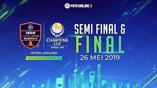 FO3 EACC Spring 2019 Semi final & Final