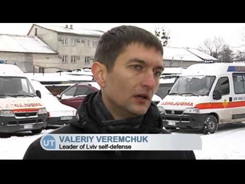 Ukrainians in Poland Help Ukrainian Army: Ambulances sent to east Ukraine conflict zone