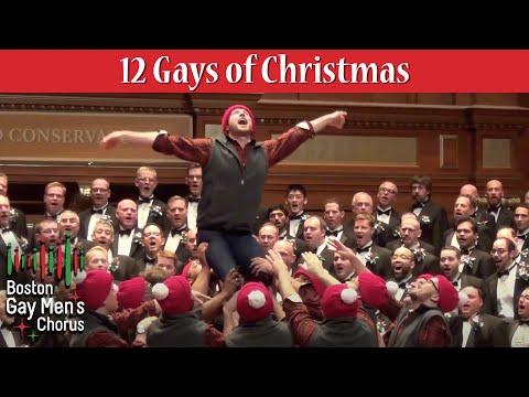 12 Gays Of Christmas   Boston Gay Men's Chorus