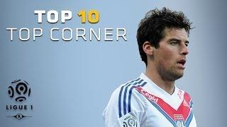 TOP 10 Top Corner Goals / 2012-2014