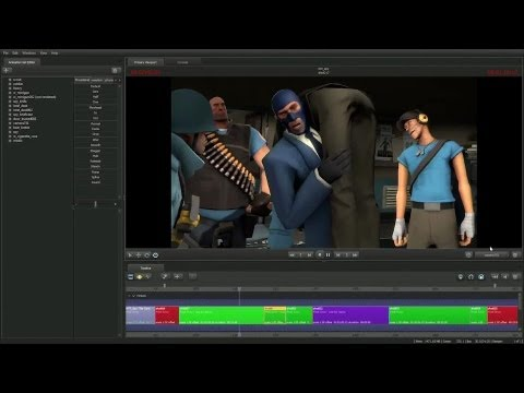 Valve's Source Filmmaker Software Trailer