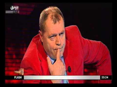Nexhmedin Spahiu musafir i Mustafa Nanos ne ORA NEWS