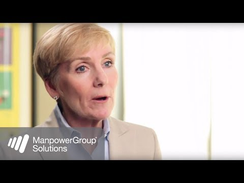 Kate Donovan, Senior Vice President – ManpowerGroup Solutions, Global RPO President
