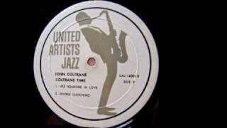 John coltrane plays Shifting Down. Coltrane Time.