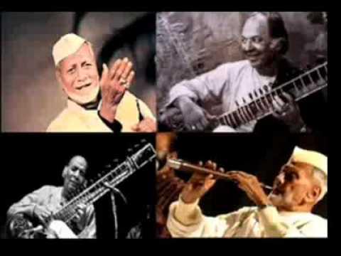 Ustad Vilayat Khan & Ustad Bismillah Khan sitar shehnai duet...