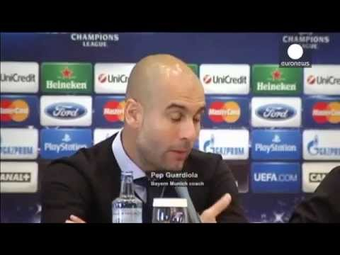 Champions League: Real Madrid v Bayern Munich 2014