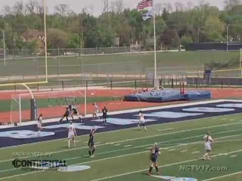 Benet Academy vs Downers Grove South Regional Girls Soccer May 18, 2013