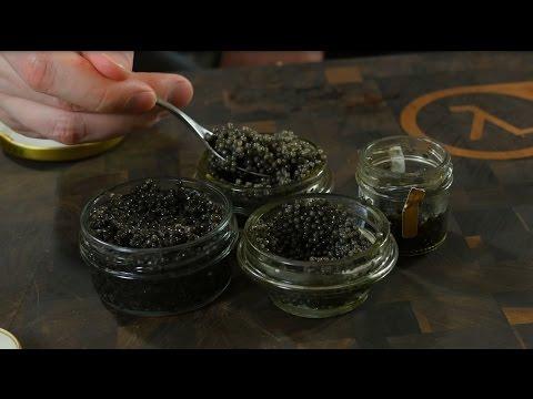 Дегустейшн 4 видов черной икры (для подписчиков с серебряными ложечками)